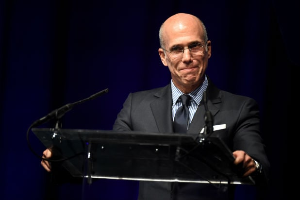 Jeffrey Katzenberg viacom DreamWorks Animation
