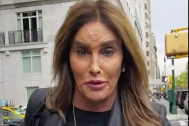 Caitlyn Jenner Uses Women's Restroom at Trump Tower