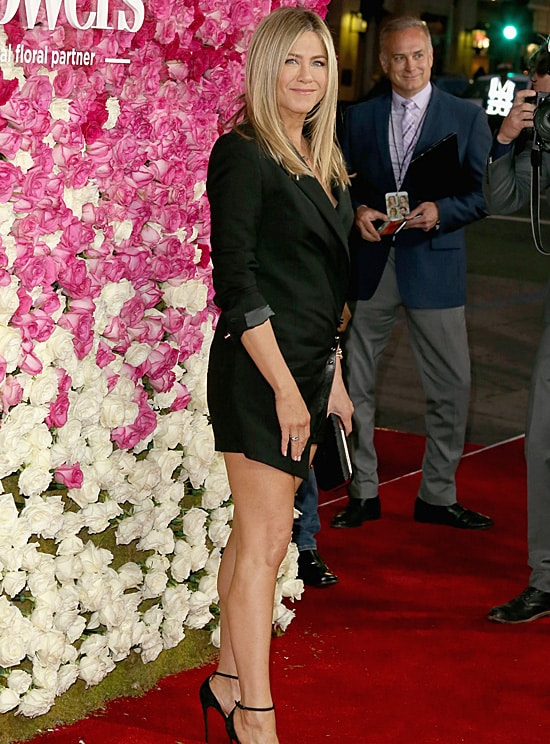 Jennifer Aniston Mother's Day Premiere