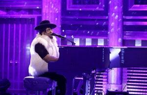 Jimmy Fallon Prince Tribute