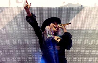Kesha Zedd Recording Studio