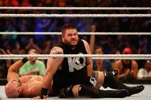 Kevin Owens WWE SummerSlam 2015