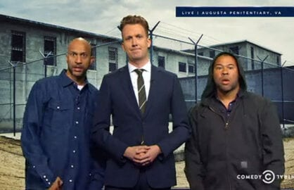 Key and Peele on convict voting rights