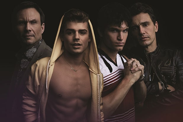 Watch Christian Slater, Garrett Clayton in Porn Drama 'King