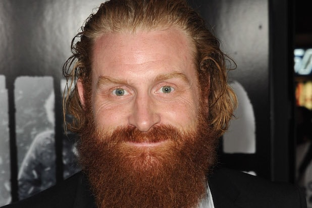 kristofer hivju shaves