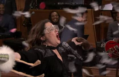 Melissa McCarthy on Lip Sync Battle