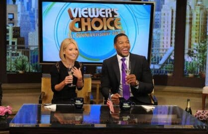Michael Strahan Kelly Ripa Live Replacements