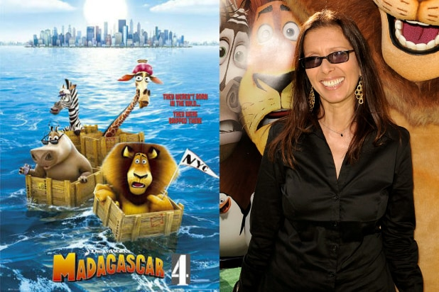 mireille soria madagascar 4 women directors female director