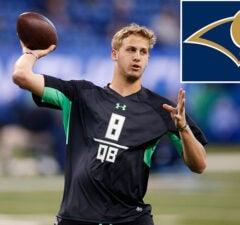NFL Draft Rams Jared Goff