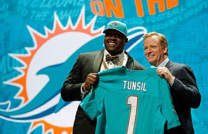 NFL Draft Laremy Tunsil