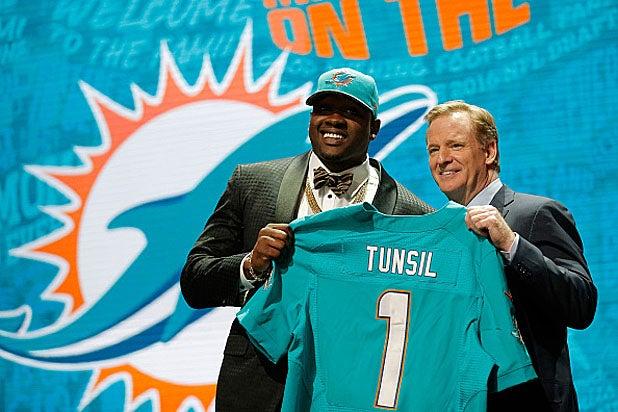 NFL Draft Laremy Tunsil