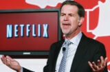 Netflix stock reed hastings