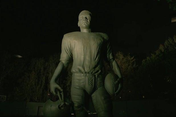 OJ Simpson Statue