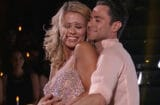 Paige VanZant and Sasha Farber Dancing With the Stars