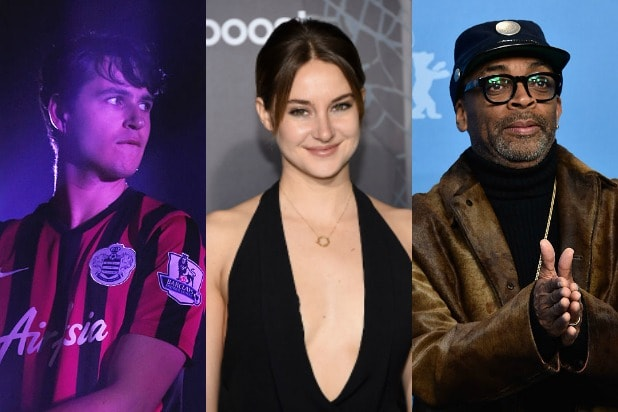 Vampire Weekend, Spike Lee, Shailene Woodley to Join Bernie Sanders in New York Rally