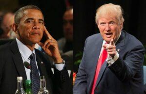 Donald Trump: President Obama Understands 'Strong, Tall, Beautiful Walls'