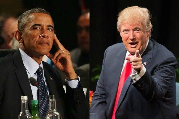 Donald Trump President Obama Fidel Castro