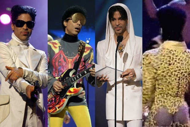 Prince fashion video