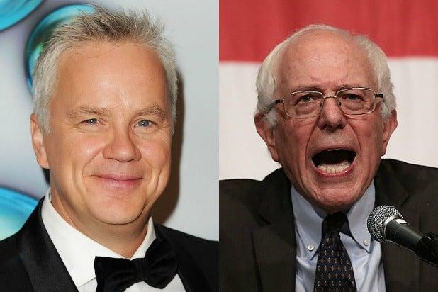 Tim Robbins Blames Bernie Sanders Losses on 'Voter Fraud,' Gets Mocked By Twitter