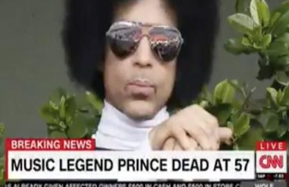 Prince CNN