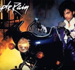Prince Purple Rain Cover