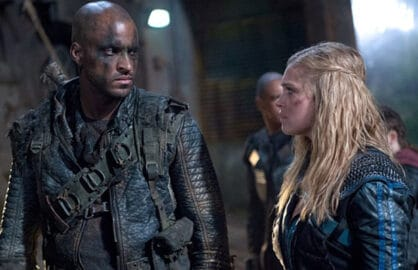 Ricky Whittle The 100