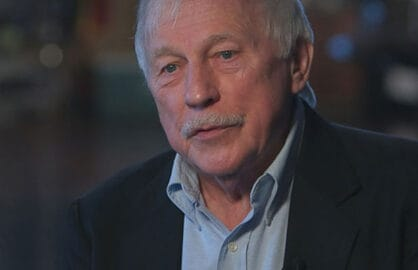 Ron Miscavige on ABC 2020
