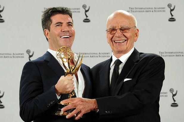 Rupert Murdoch American Idol