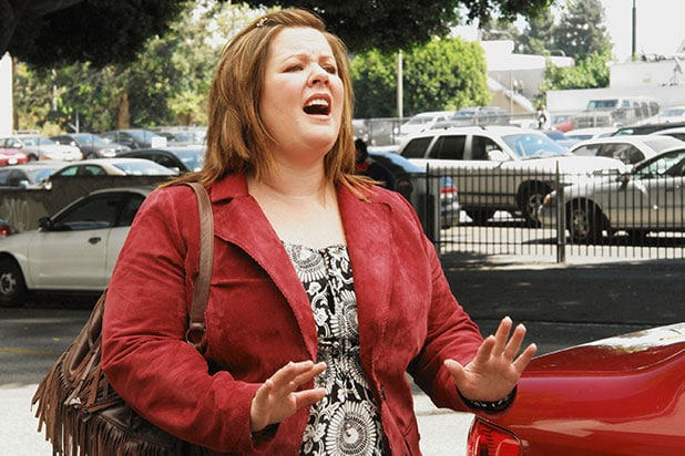 Melissa McCarthy in Samantha Who