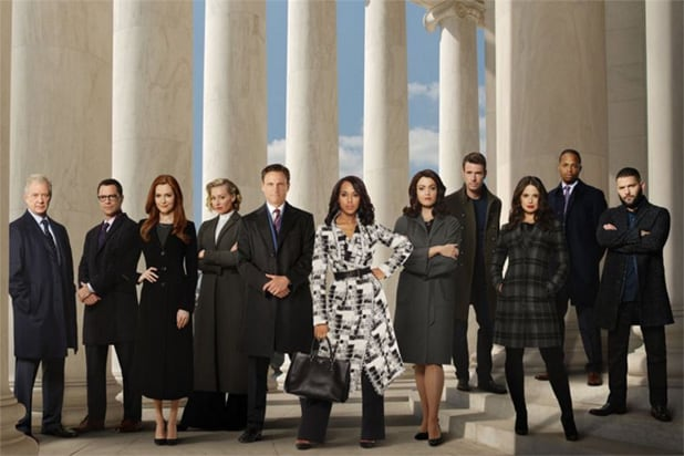 'Scandal' Stars to hold fundraiser for Hillary Clinton