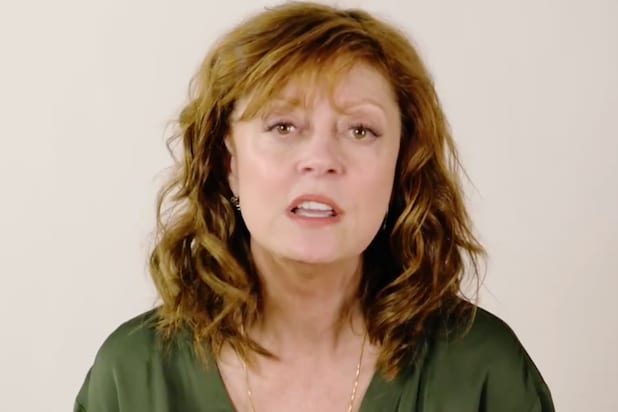 Susan Sarandon Slams Woody Allen Over Past Abuse Allegations