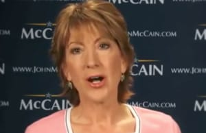 Watching Carly Fiorina Fawn Over Hillary Clinton Back in 2008 Is the Best Thing You'll See All Day (Video)
