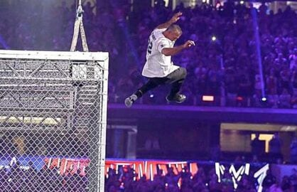 Shane McMahon Hell in a Cell WWE WrestleMania
