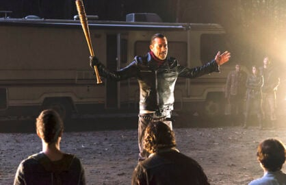The Walking Dead Negan Cast Season 6