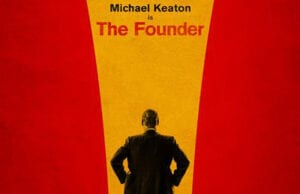The Founder Official Poster