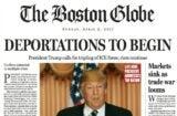 Trump Boston Globe April 2017