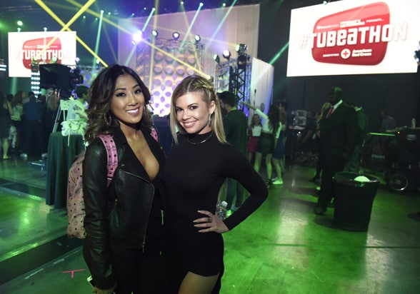 DJ Kittie and Chanel West Coast