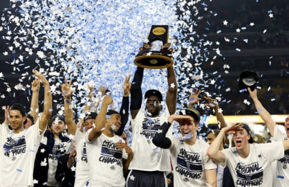 Villanova Wins NCAA National Championship Game