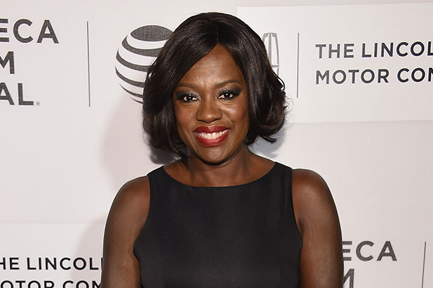 Viola Davis ABC deal Widows