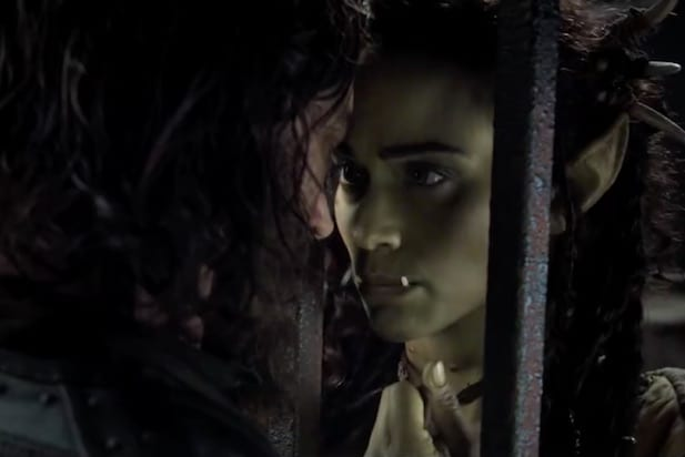 Warcraft Paula Patton Trailer