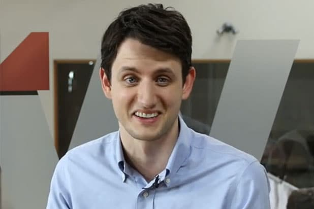 zach woods on conan