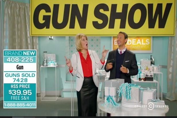 amy schumer gun control sketch