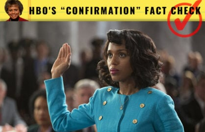 'Confirmation' Fact Check: What HBO's Anita Hill Movie Got Right and Wrong