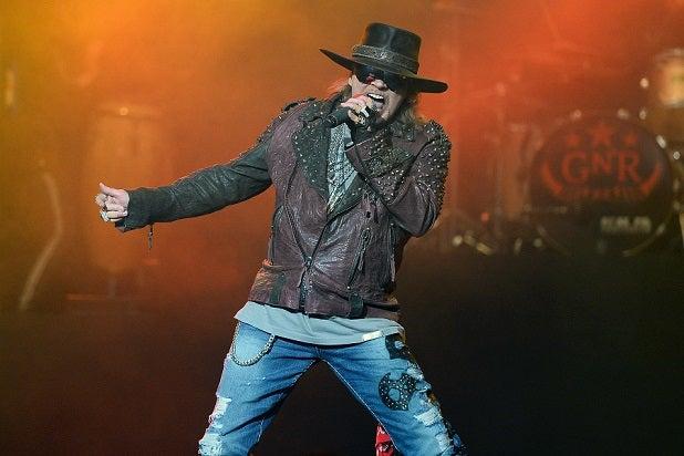 Guns N' Roses Reveal 2017 US Tour Dates