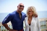 baywatch dwayne johnson pamela anderson