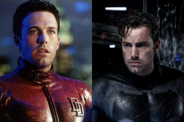 ben affleck daredevil batman