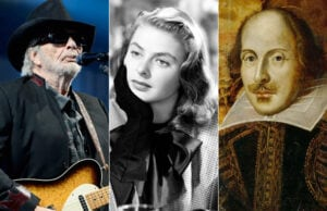 died on their birthday death merle haggard ingrid bergman william shakespeare