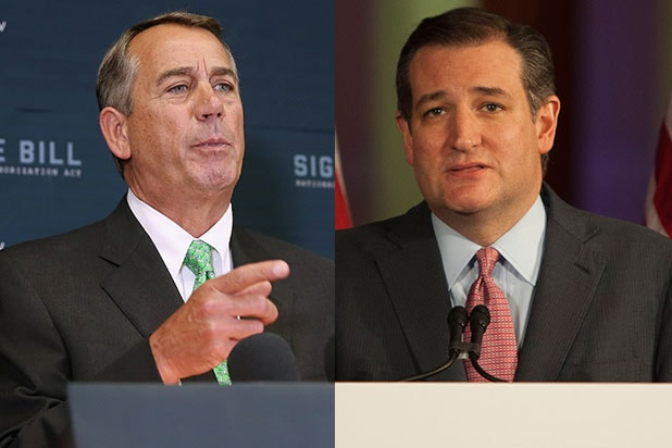 John Boehner calls Ted Cruz 'Lucifer in the flesh'