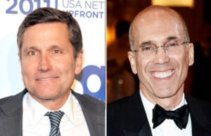 steve burke jeffrey katzenberg comcast dreamworks animation