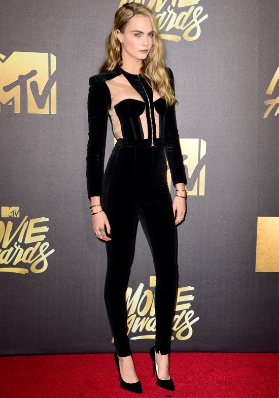 delevingne mtv movie awards